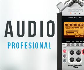 alquiler de audio