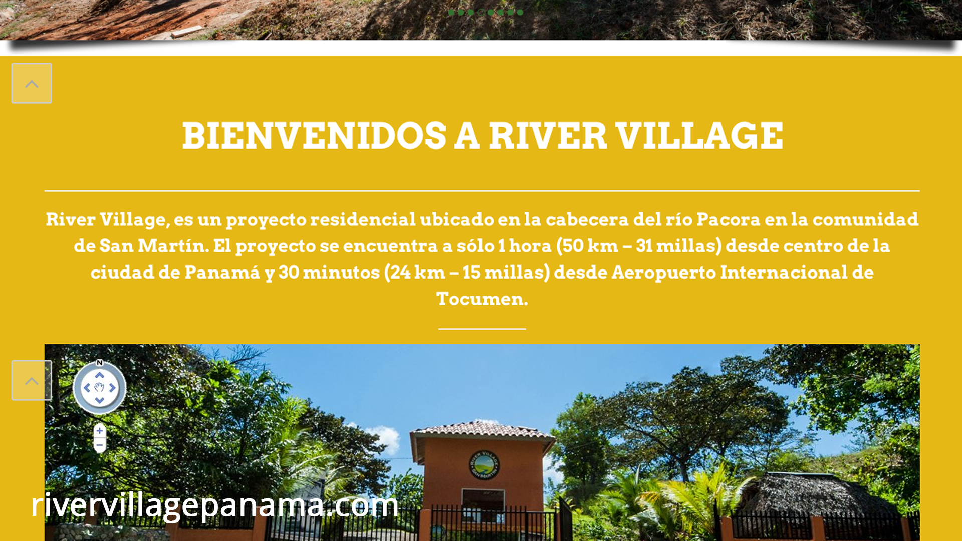River Village - Diseño Web